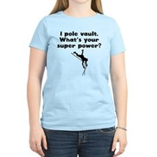 I Pole Vault Super Power T-Shirt
