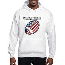 College Football Hoodie