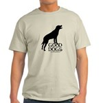 Good Dogs Light T-Shirt