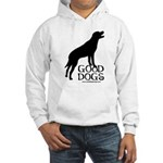 Good Dogs Hooded Sweatshirt