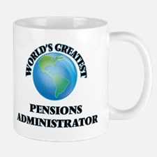 World's Greatest Pensions Administrator Mugs