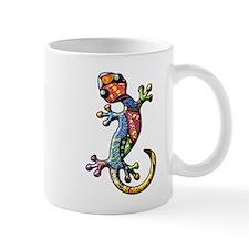Calico Paisley Lizards Mug