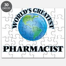 Unique Worlds greatest pharmacist Puzzle