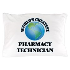 Worlds greatest pharmacist Pillow Case
