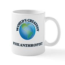 World's Greatest Philanthropist Mugs