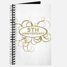 Cute 1 year wedding anniversary Journal
