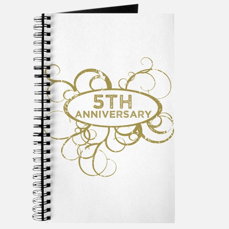 Cute Wedding 5 Journal