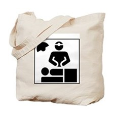 Cute Nursing students Tote Bag