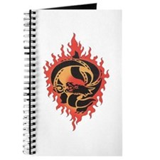 Red Fire Dragon Journal