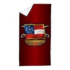 Tennessee DV Beach Towel