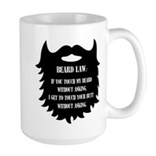 Beard Law Mugs
