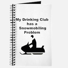 Snowmobile Journal