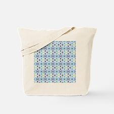 Diamond Geometric Pattern Tote Bag