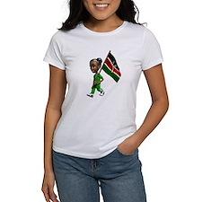 Kenya Girl Tee