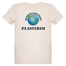 World's Greatest Plasterer T-Shirt
