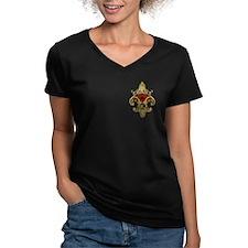 Monogram C Fleur-De-Li Shirt