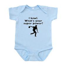 I Bowl Super Power Body Suit