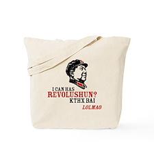 LOL Mao Tote Bag