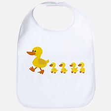 Cute Cute duck Bib
