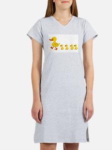 Funny Duck Women's Nightshirt