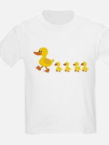 Baby duck family T-Shirt