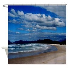 Brazil Beach Shower Curtain