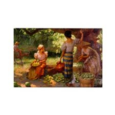 The Fruit Pickers Under the Mango Tree - Fernando