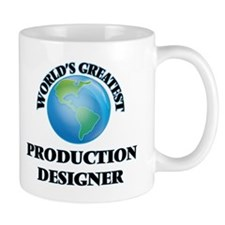 World's Greatest Production Designer Mugs