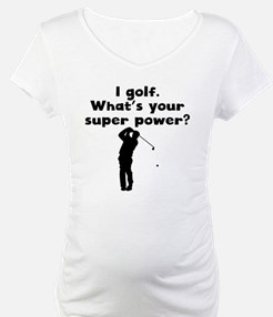 I Golf Super Power Shirt