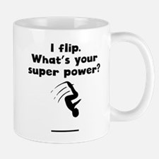 I Flip Super Power Mugs