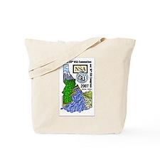 NSA/ISU 2007 Logo Tote Bag