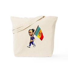 Moldova Girl Tote Bag