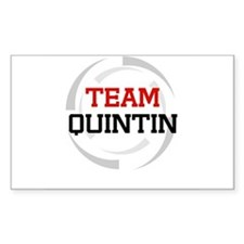 Quintin Rectangle Decal