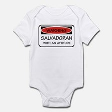 Attitude Salvadoran Infant Bodysuit