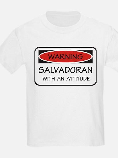 Attitude Salvadoran T-Shirt