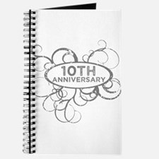 Unique 10th anniversary Journal