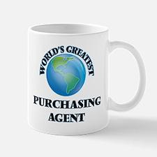 World's Greatest Purchasing Agent Mugs