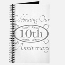 Funny 10th anniversary Journal