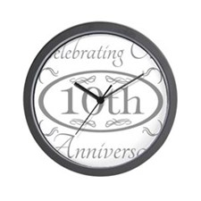 Cute Wedding anniversary Wall Clock