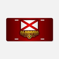 Alabama (f15) Aluminum License Plate