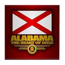 Alabama (f15) Tile Coaster