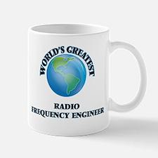 World's Greatest Radio Frequency Engineer Mugs