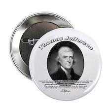 Thomas Jefferson 19 Button