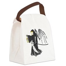 Angel of Death Canvas Lunch Bag