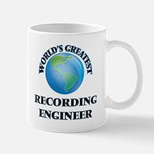 World's Greatest Recording Engineer Mugs