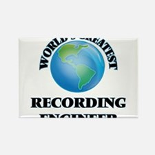 World's Greatest Recording Engineer Magnets