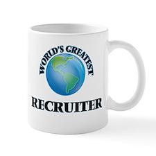 World's Greatest Recruiter Mugs
