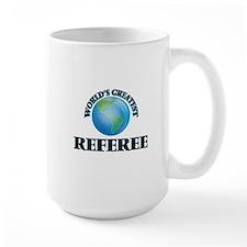 World's Greatest Referee Mugs