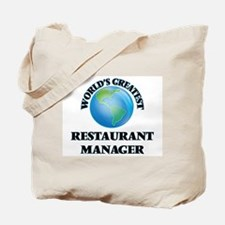 Unique Worlds greatest manager Tote Bag