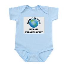 World's Greatest Retail Pharmacist Body Suit